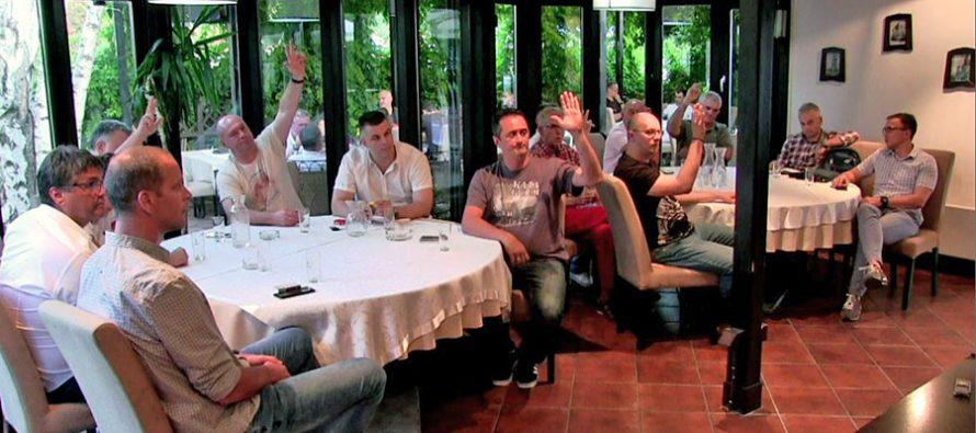 Novo rukovodstvo Železničara. Ljuba Pavlović predsednik (VIDEO)