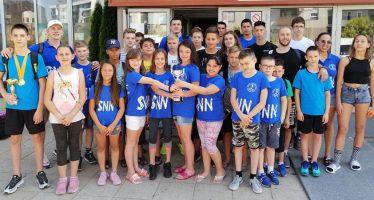 Plivači Svetog Nikole uspešni u Kragujevcu