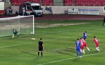 Radnički protiv OFK Bačke u 1/8 Kupa Srbije