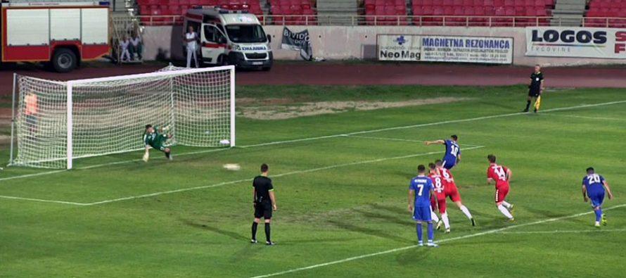 Golman Petrović spasio Radničkom sva tri boda (VIDEO)