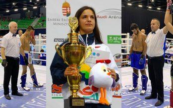 Veliki uspeh niških kikboksera na Evropskom prvenstvu