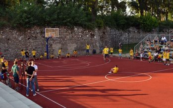 """OKK Junior tokom leta okupljao najmlađe košarkaše u """"Rovčetu"""" (VIDEO)"""