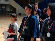 Niške kendoke Mila, Marija i Danica – nove državne vicešampionke