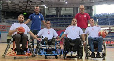Klub košarkaša u kolicima Nais spreman za takmičenje  (VIDEO)