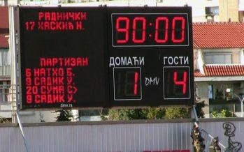 Partizan dominirao na Čairu (VIDEO)