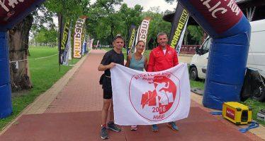Saša Gacik i Valentina Nejković na Svetskom prvenstvu u ultramaratonu
