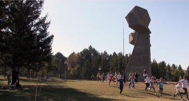 Budući atletski šampioni trčali na Bubnju (VIDEO)