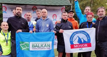 Mosor osvojio Prvenstvo u planinskom trčanju