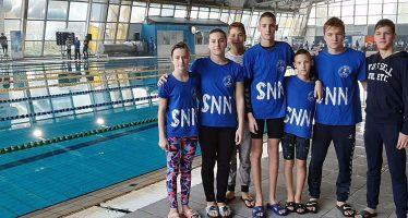 Niški plivači uspešni na mitingu u Sofiji
