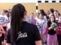Naisa nastavila da obilazi osnovne škole (VIDEO)