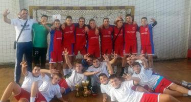 Mladi rukometaši Mladosti trijumfovali na turniru u Skoplju