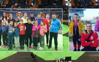 Mladi niški tekvondisti sakupljaju medalje u celom regionu