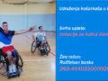 Pomozimo Aleksandru da nabavi adekvatna kolica i nastavi sportsku karijeru (VIDEO)