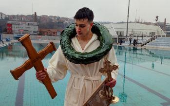 Plivač Andrija Petković novi Bogoljavljenski vitez