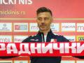 Radnički promovisao trenera, Radoslav Batak debituje protiv Vojvodine (VIDEO)